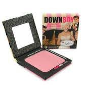 The Balm theBalm DownBoy Shadow / Blush