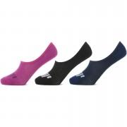 Myprotein Invisible Socks - UK 7-9 - Black/Violet/Navy