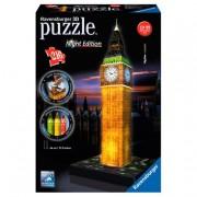 Jeux Ravensburger Ravensburguer - Puzzle 3D Big Ben de Noche