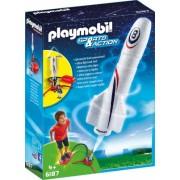 Racheta cu Lansator Sports & Action Playmobil