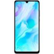 Huawei (Unlocked, Pearl White) Huawei P30 Lite Dual Sim 128GB 4GB RAM