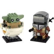 LEGO Star Wars TM 75317 Mandalorian és gyermek