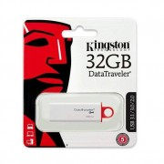 Kingston DataTraveler - USB 3.0 de 32 GB Rojo