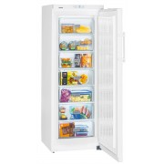 Congelator Liebherr GP 2733, 224 L, SmartFrost, Control taste, Display, SuperFrost, 7 sertare, H 164.4 cm, A++, Alb