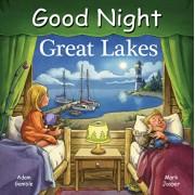 Good Night Great Lakes, Hardcover/Adam Gamble