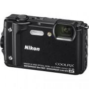 Digital Camera W300 Black + подарък непромокаема раница Nikon