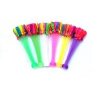 Ballons D'eau-Bombes A Eau-Bomb A-O-Bouquet De 222 Ballons Magiques Multicolores(6 Sachets De 37 Ballons)
