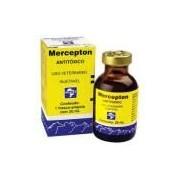 Mercepton 20 ml Injetável Bravet