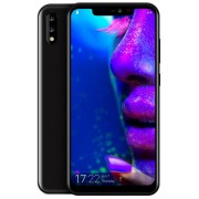 "Smartphone Allview Soul X5 Pro, Procesor Octa-core, 2GHz, IPS LCD Capacitive touchscreen 6.2"", 4GB RAM, 32GB FLASH, Camera Duala 16MP + 5MP, Wi-Fi, 4G, Dual Sim, Android (Negru) + Cartela SIM Orange PrePay, 6 euro credit, 6 GB internet 4G, 2,000 minute na"