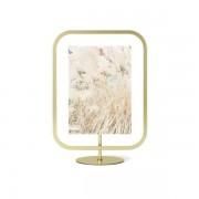 Рамка за снимки UMBRA INFINITY SQROUND - цвят месинг - 13 х 18 см