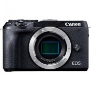 Canon »EOS M6 MarkII Body« Systemkamera (32,5 MP, WLAN (Wi-Fi), Bluetooth)