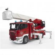 Camião Bombeiros Scania R c/ Escada