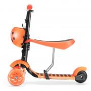 Trotinet za decu Bubamara (Model 652 narandžasti)