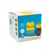 Capsule Nicola Cafes Decof Aroma, compatibile Dolce Gusto, 16 capsule