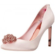 Ted Baker Women's Peetch Dress Pump, Light Pink, 7 M US