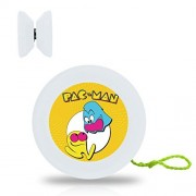 New Style Video Game Pac-Man YoYo Ball Professional Responsive Yo-Yo Bearing Spinning Ball String Spin Toys-White
