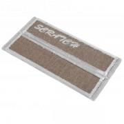Scratchboard Rockefeller grey corner