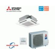 Caseta Mitsubishi Electric 12000 BTU inverter PLA-RP35BA + PUHZ-ZRP35VKA