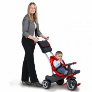 Tricicleta copii Urban Trike 5 in 1 Molto Red