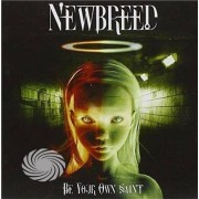 Video Delta Newbreed - Be Your Own Saint (Ep) - CD