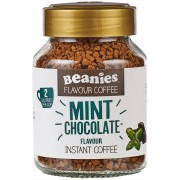 Beanies Flavour Co Beanies Mint Chocolate Flavour Instant Coffee