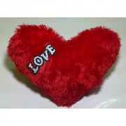 Heart Shape Love Soft Teddy Bear Cushion Pillow Anniversary Birthday Gift