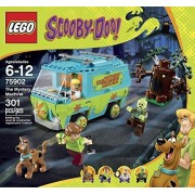 Lego Educational Toys Premium Kids Scooby Doo Legos Set Creative Box With Minifigures For 6 Year Olds & Up