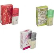 Attar Rose-Attar mogra-Sharlin silver perfume