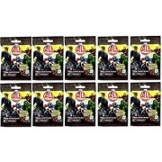 10 (Ten) Boosters Packs of Marvel Dice Masters: Avengers Age of Ultron Dice Building Game (10 Random Booster Packs)