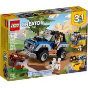 Lego creator 31075 avventure nel deserto
