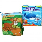 Cloth Baby Books My First Soft Book