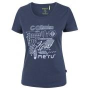 Meru Enköping - T-shirt trekking - donna - Blue