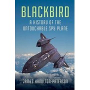 Blackbird: A History of the Untouchable Spy Plane, Paperback/James Hamilton-Paterson