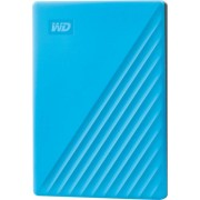 Hard disk extern WD My Passport 2TB USB 3.2 2.5 inch Blue