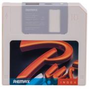 Acumulator extern 5000 mAh Remax Floppy - Alb