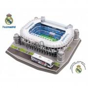 Puzzle 3D Stadion Real Madrid Santiago Bernabeu NanoStad