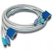 TRENDnet 10ft PS/2/VGA KVM Cable, Retail Box,