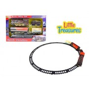 The Rail Master Train Educational Play Set Playtime Is Never Ending As Your Child Plays Conductor On The Train. With The Rail Master Train Playset Your Child Is Free To Let His Imagination Run Wild