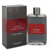 The Secret Temptation by Antonio Banderas Eau De Toilette Spray 6.7 oz