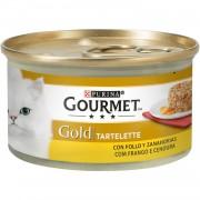 Purina Gourmet Gold Tartelette con Pollo y Zanahoria