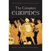 The Complete Euripides: Volume I: Trojan Women and Other Plays, Paperback/Peter Burian
