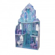 KidKraft Casa De Muñecas de Disney Frozen de madera KidKraft 65881