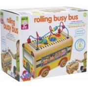 Rollercoaster autobuz Alex Toys