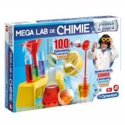Joc Laborator de chimie de la Clementoni 100+ experimente