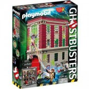 Комплект Плеймобил 9219 Централно управление Ловци на духове, Playmobil, 2900207