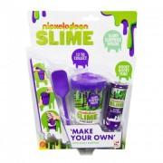 Sambro Nickelodeon csináld magad slime szett - lila