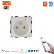 WiFi Inteligentná Zásuvka 230V/16A MODUL Tuya Smart Life