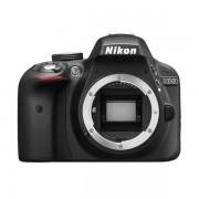 Nikon d3300 - solo corpo - nero - man. ita - 2 anni di garanzia