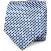 Krawatte Seide Grün Muster - Grün