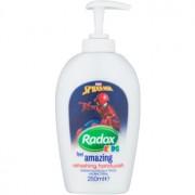 Radox Kids Feel Amazing sapun lichid revigorant de maini portocaliu 250 ml